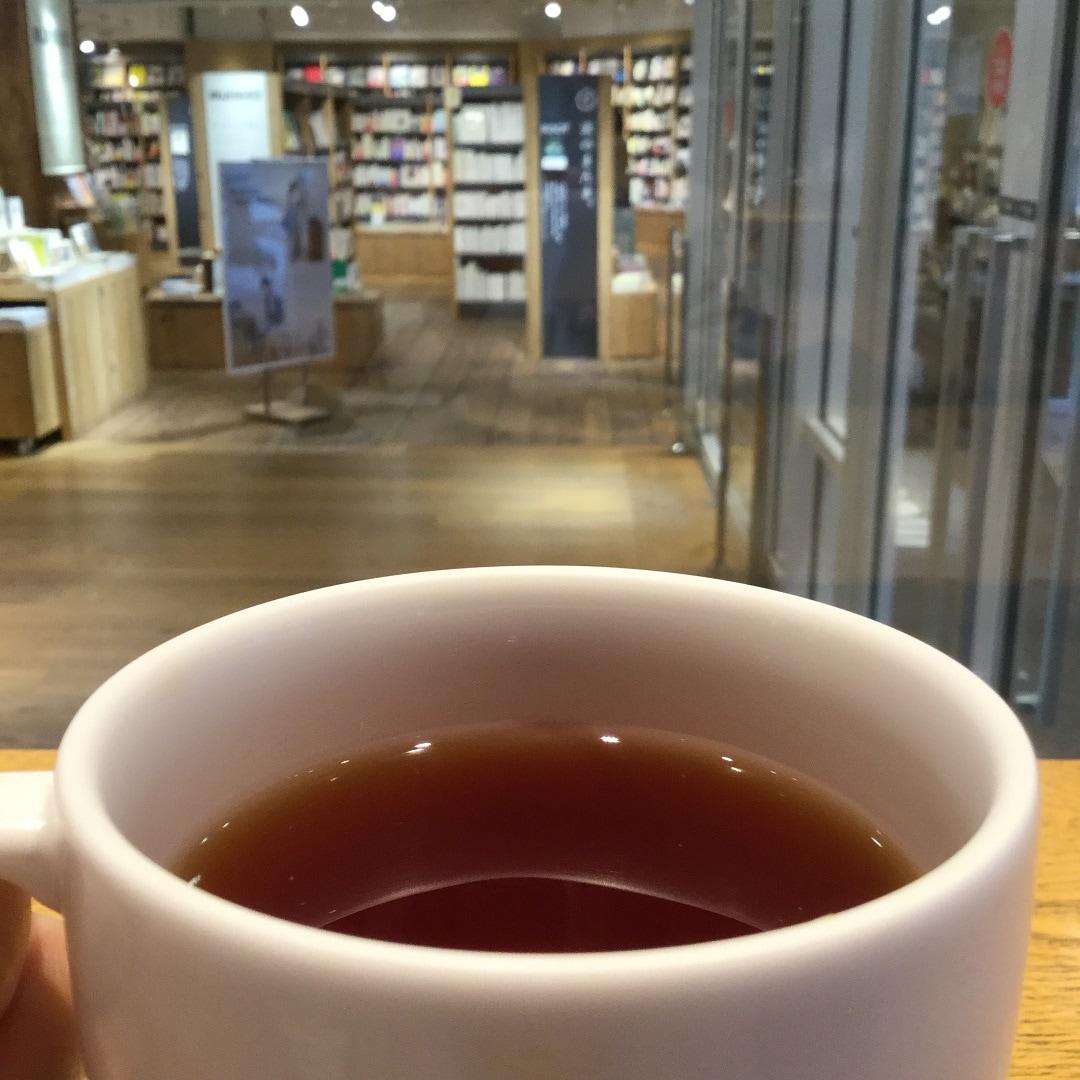 【MUJIキャナルシティ博多】食後の紅茶