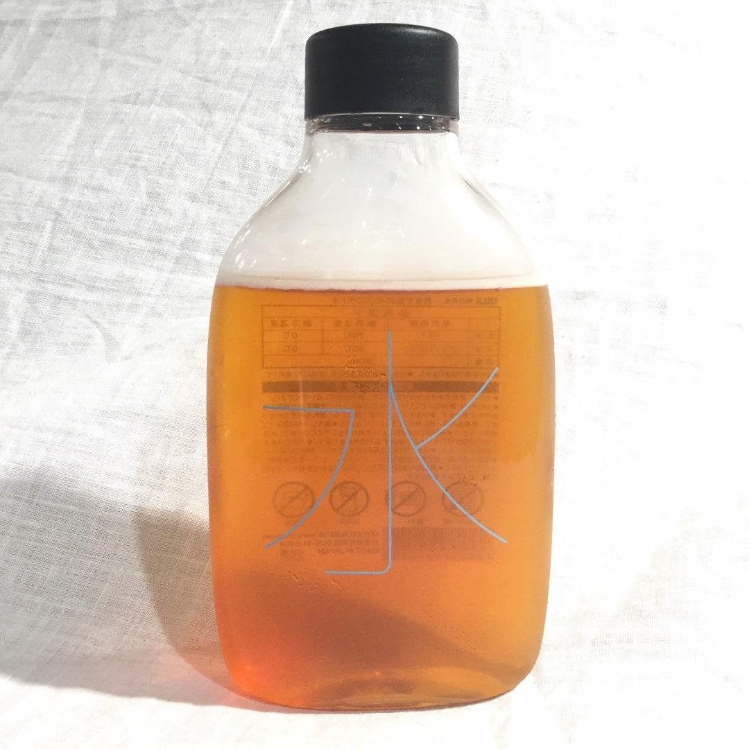 【MUJIキャナルシティ博多】自分で詰める水のボトル用ルイボスティー作り方10