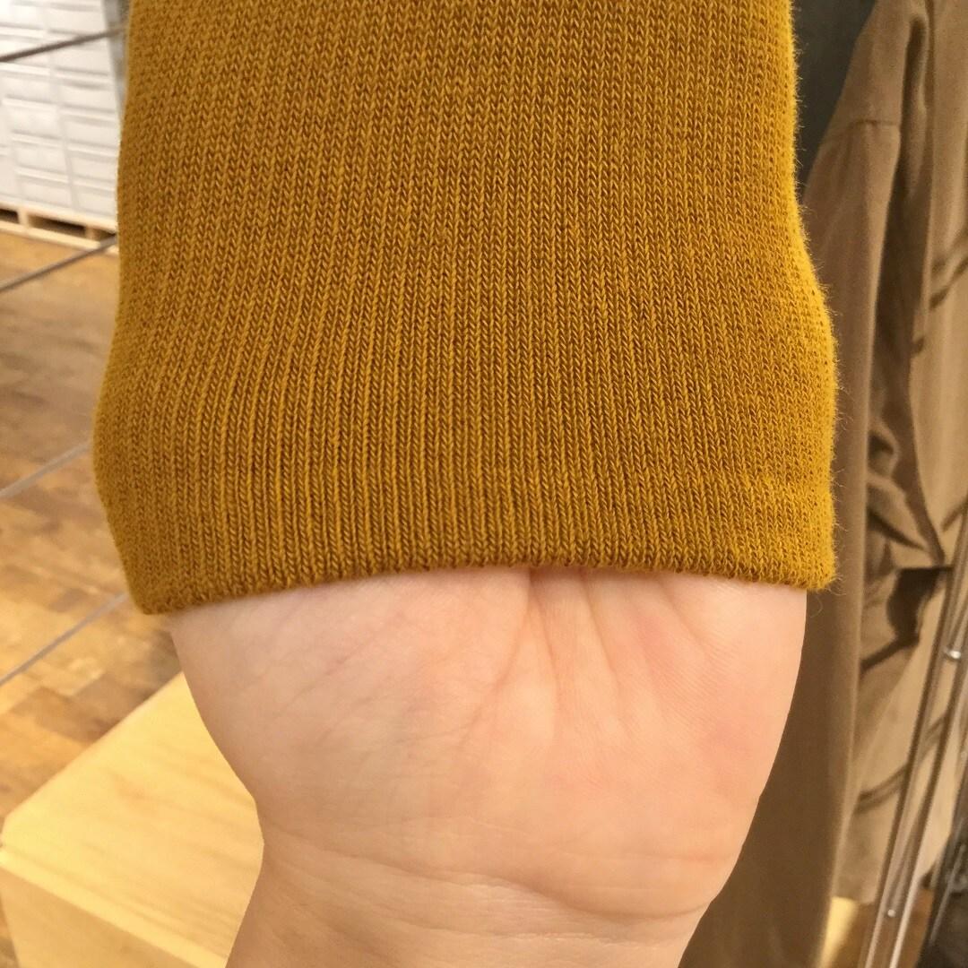 【MUJI キャナルシティ博多】足なり直角靴下1