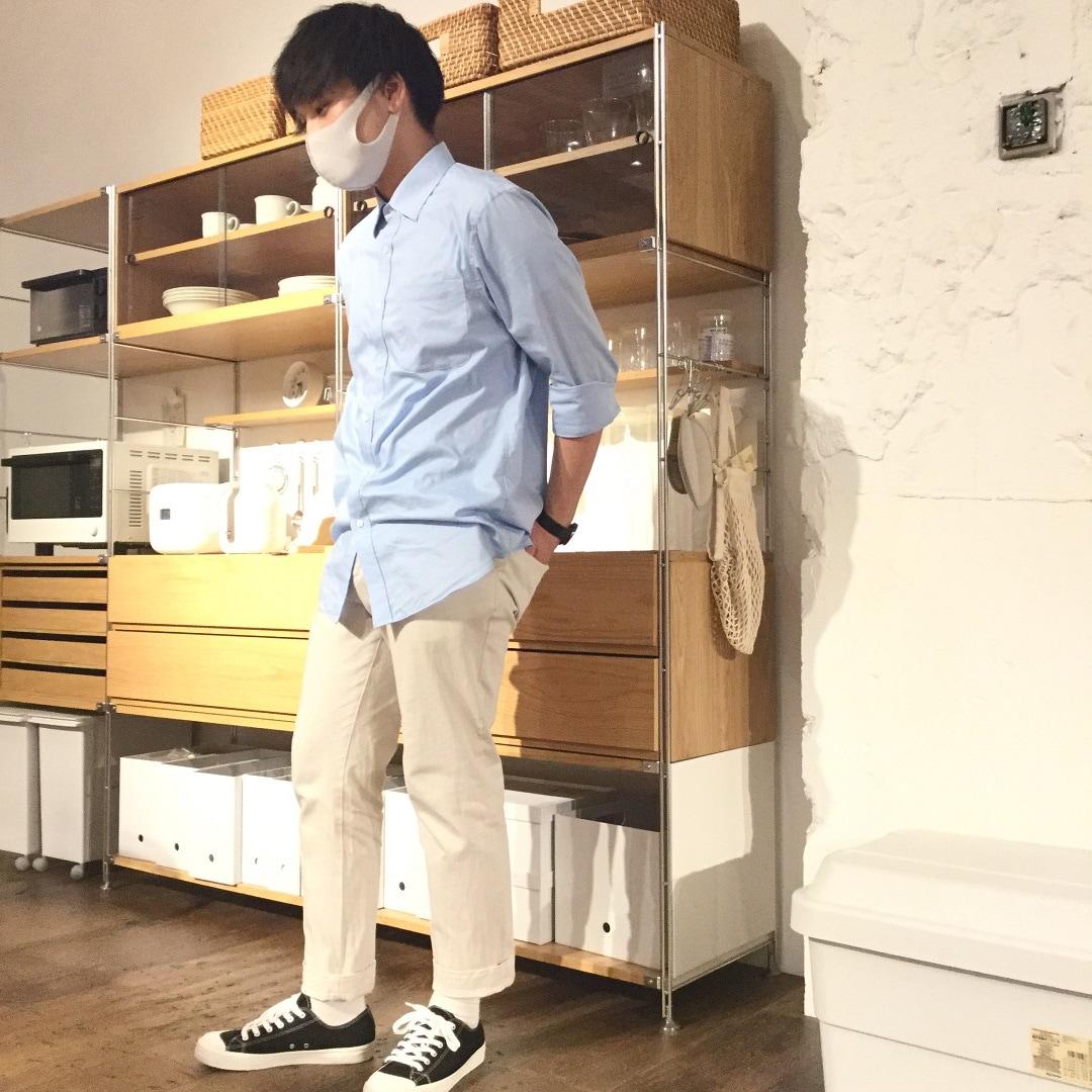 【MUJIキャナルシティ博多】足なり直角足のサイズに合わせてくれる靴下