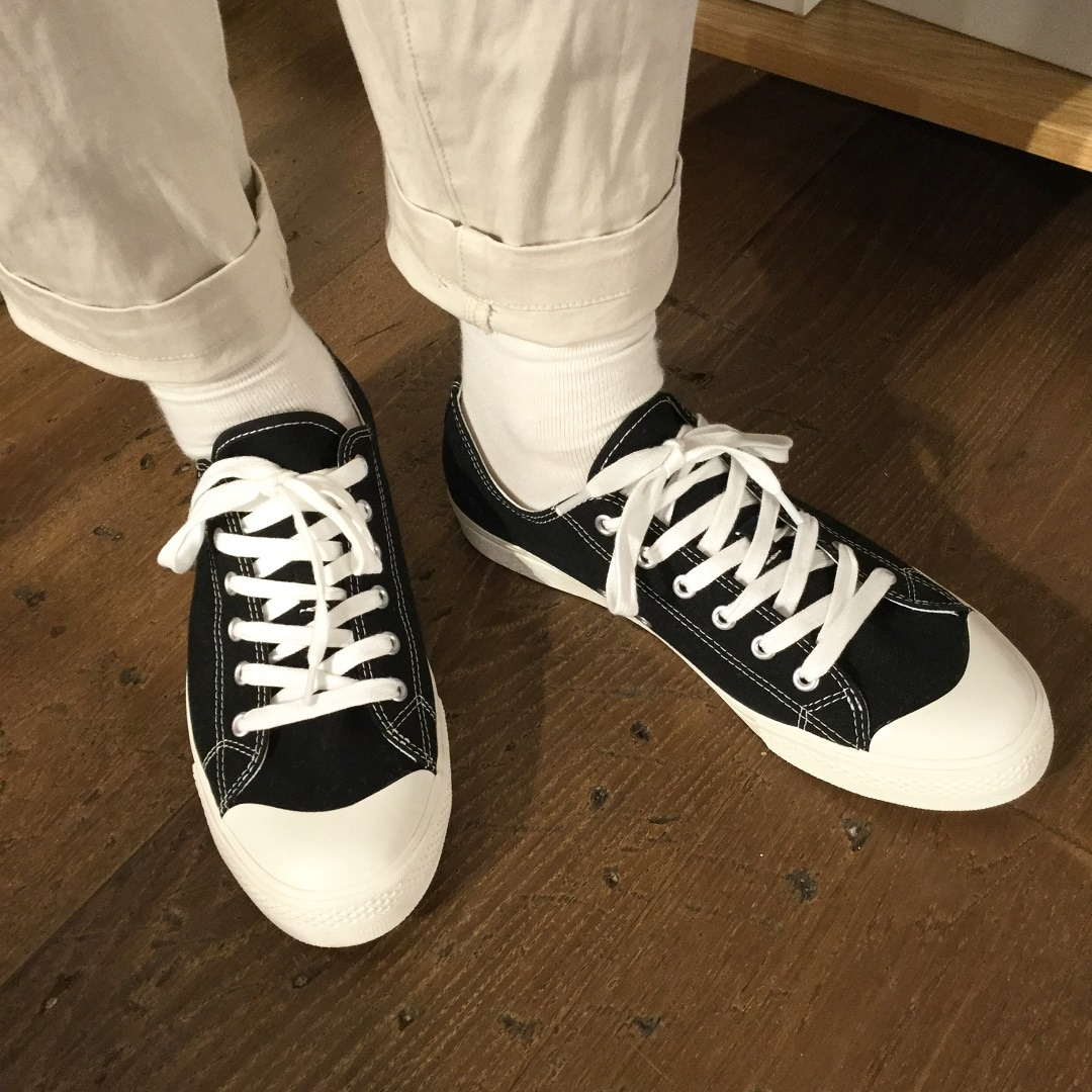 【MUJIキャナルシティ博多】足なり直角足のサイズに合わせてくれる靴下4