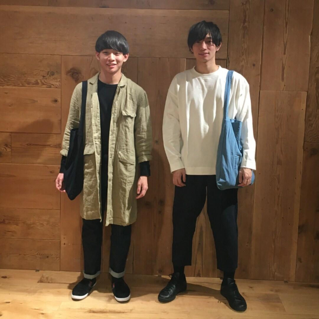 【銀座】イデーいろいろの服1