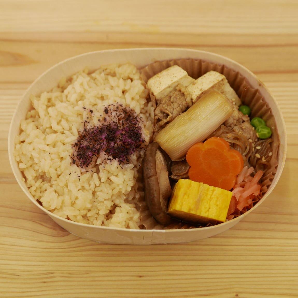 牛すき飯1