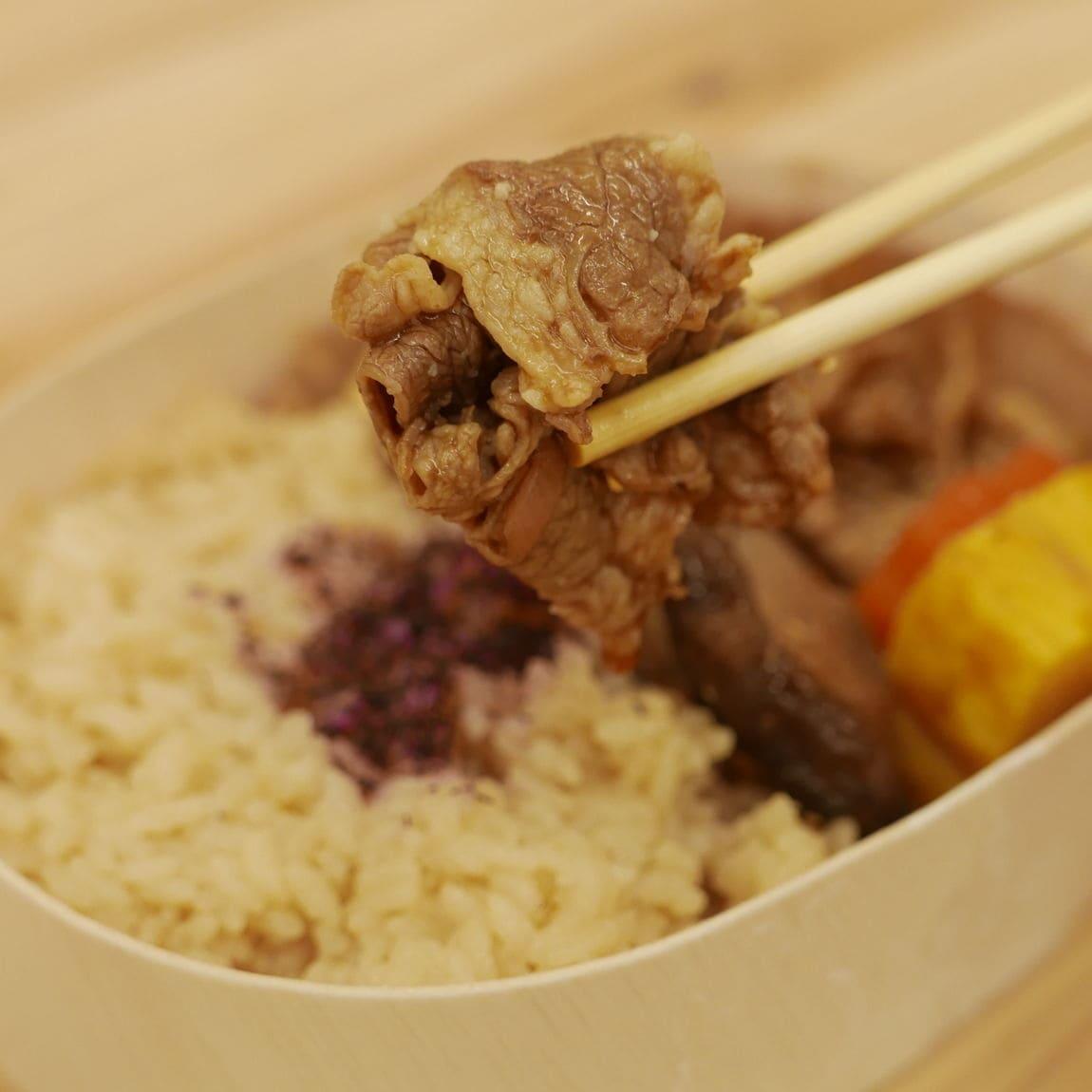 牛すき飯2