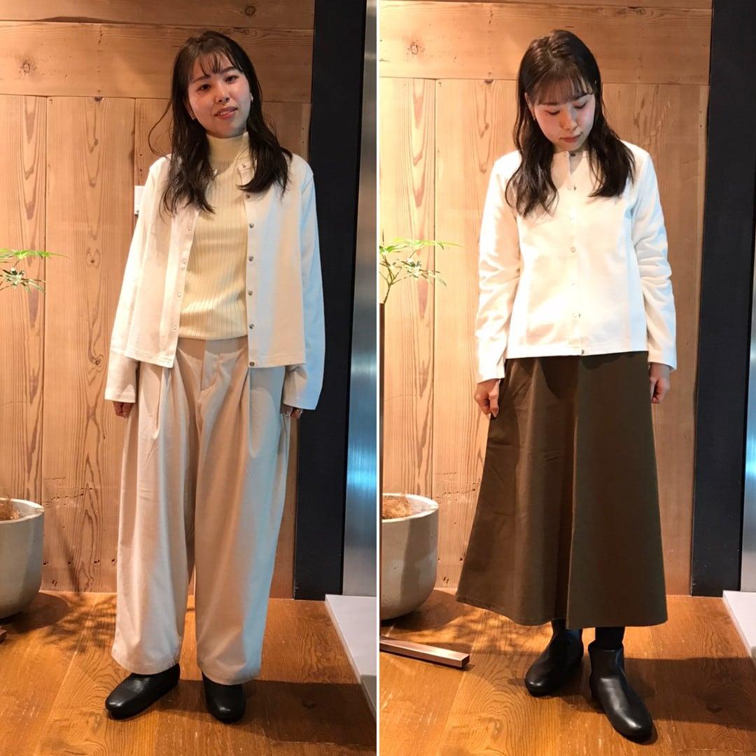 【銀座】少ない服で着まわしコーディネート・婦人|銀座スタイリングアドバイザー