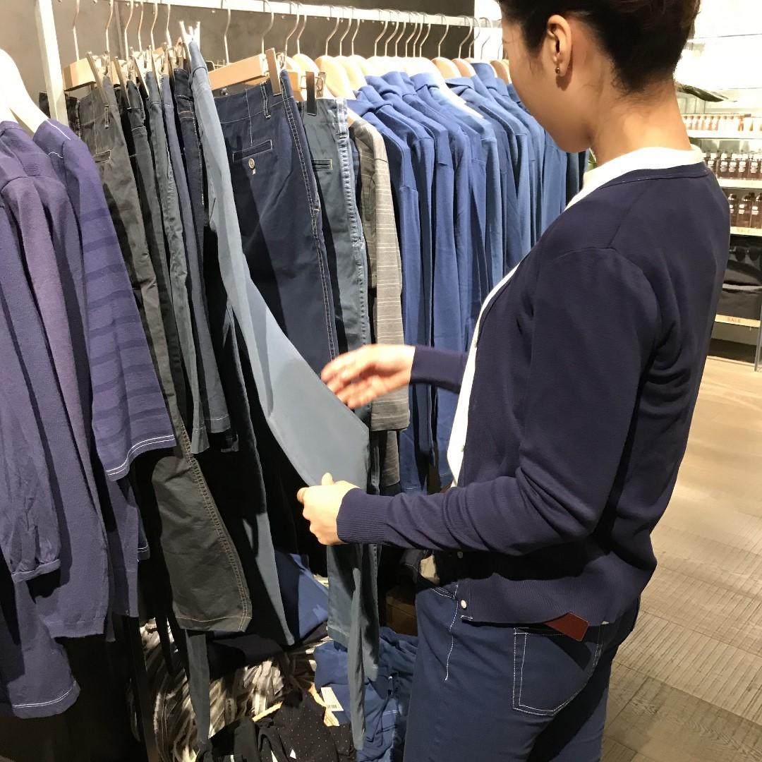 【銀座】〝まだ着られる服″ReMUJI|銀座スタイリングアドバイザー