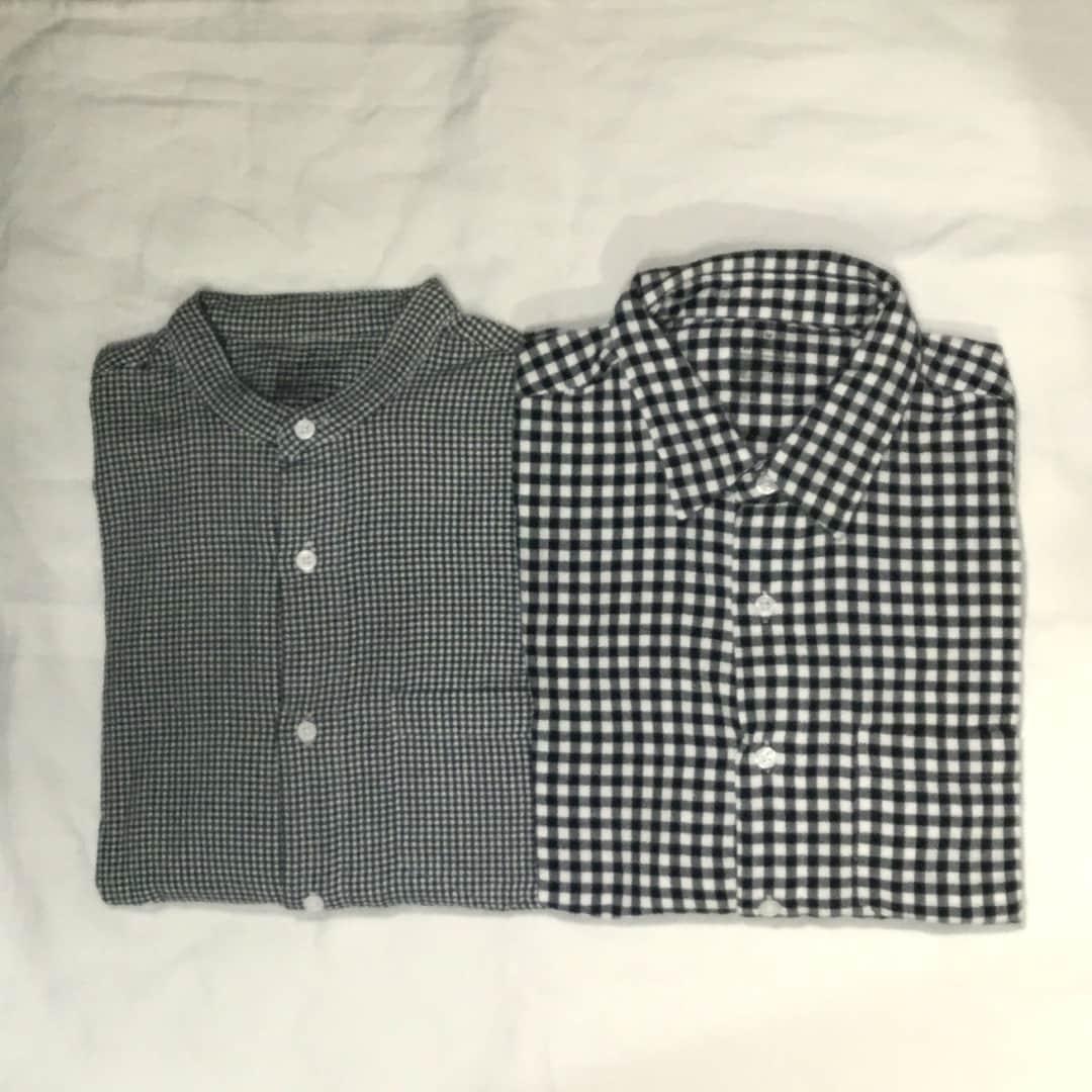 【銀座】インド綿二重ガーゼシャツ・紳士|2F衣料品売場
