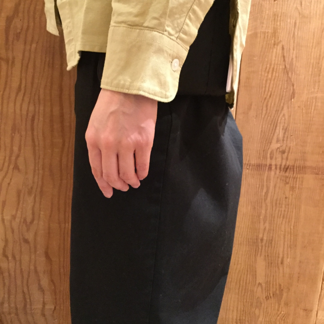 【銀座】洗いざらしオックスシリーズ・婦人|2F衣料品売場