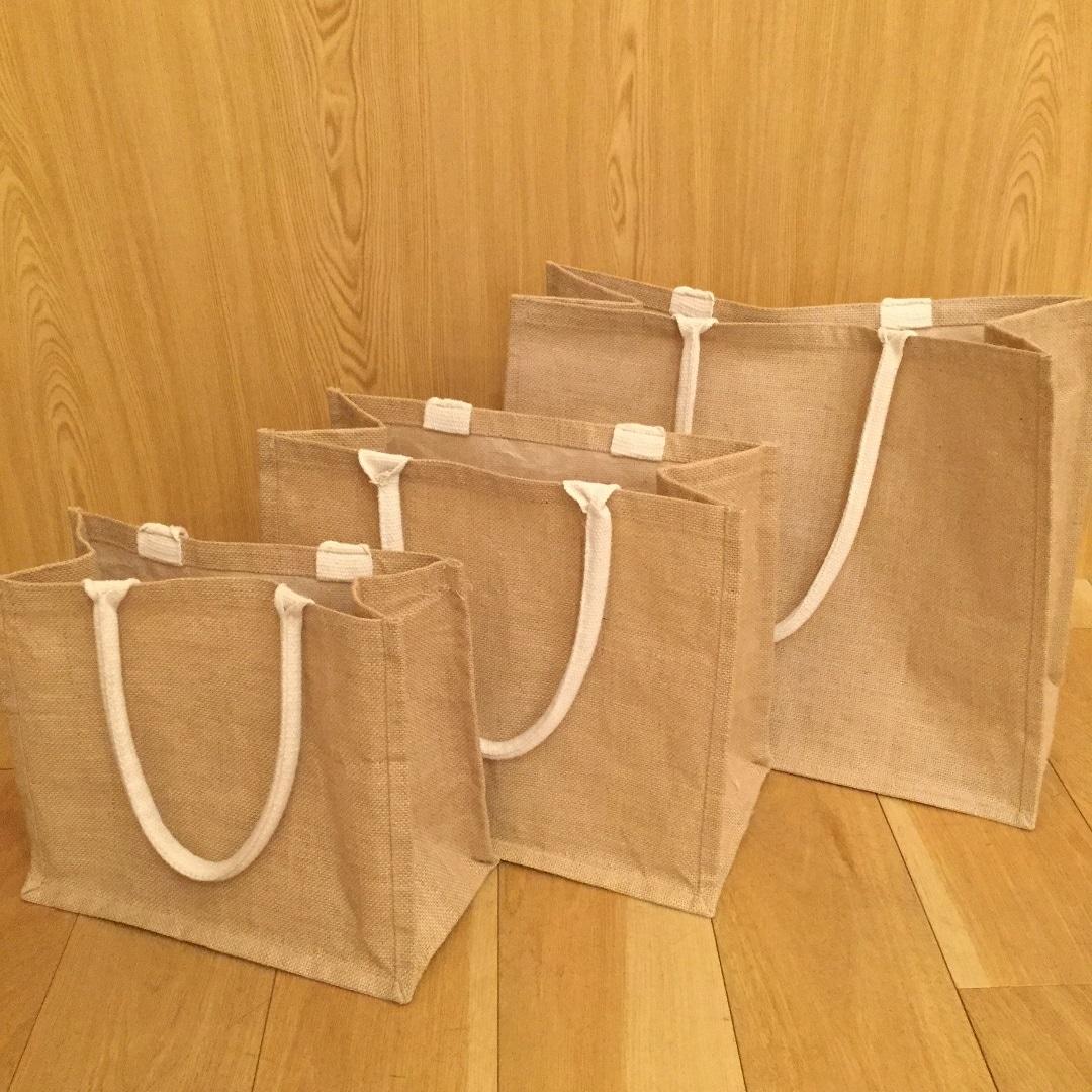 【アミュプラザ長崎】ジュートマイバッグが再入荷しました