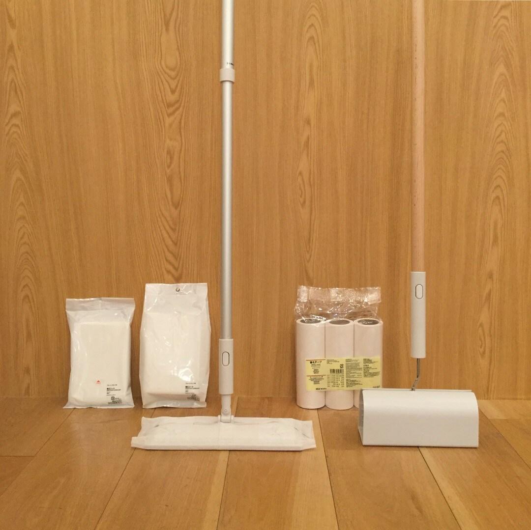 【アミュプラザ長崎】床掃除|掃除用品システム