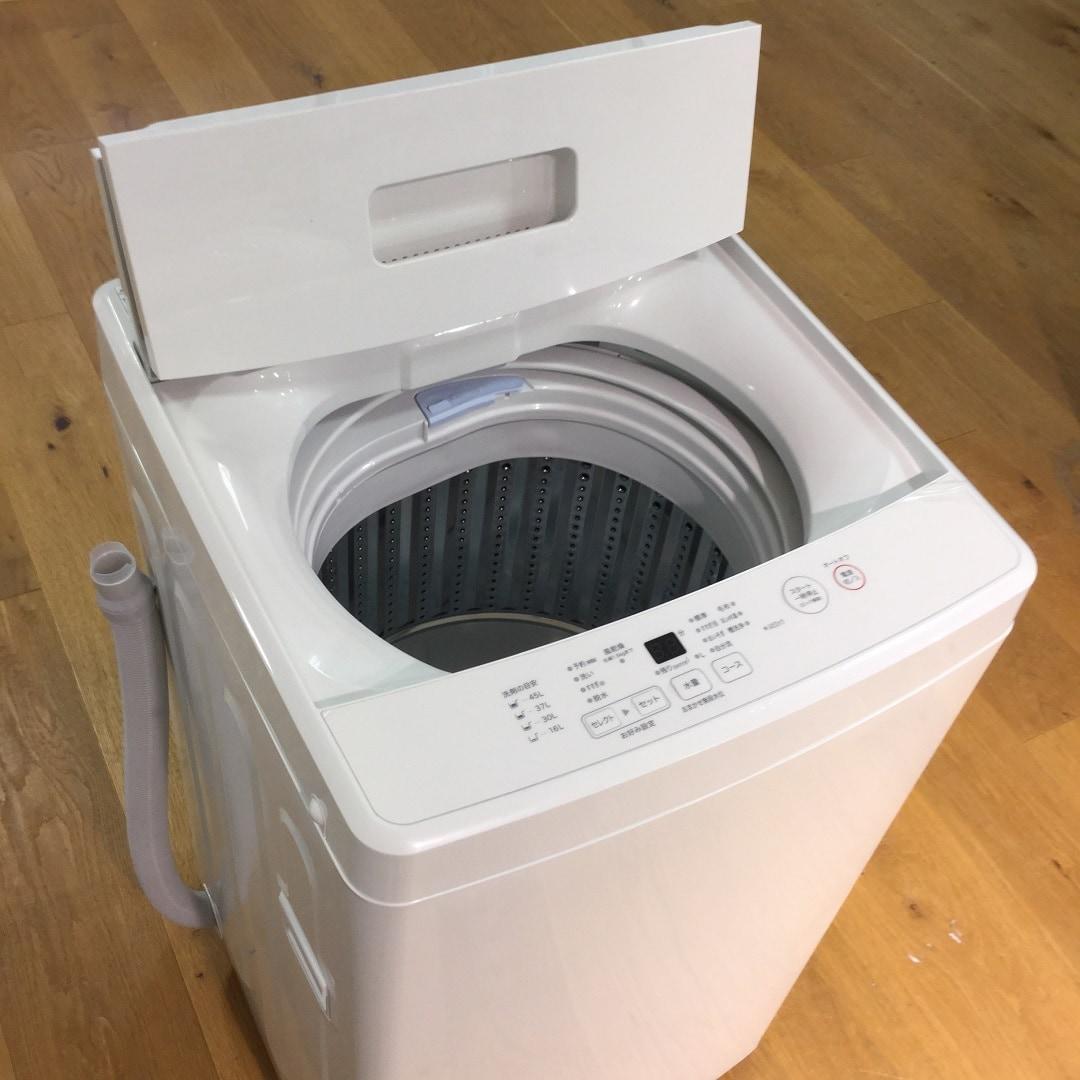 【いわきラトブ】洗濯機の中の様子