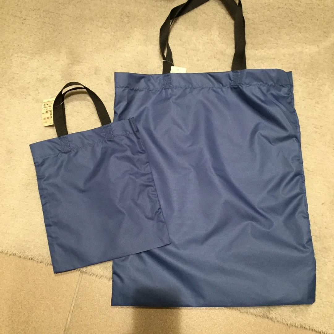 【京都ポルタ】買い物バッグ