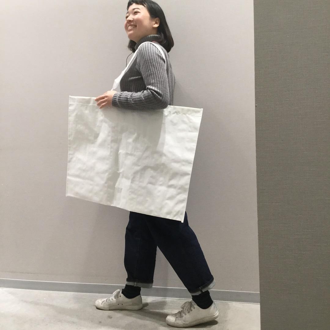 【西友富士今泉】プラスチック製ショッピングバッグ廃止(無印良品の脱プラの取組み)