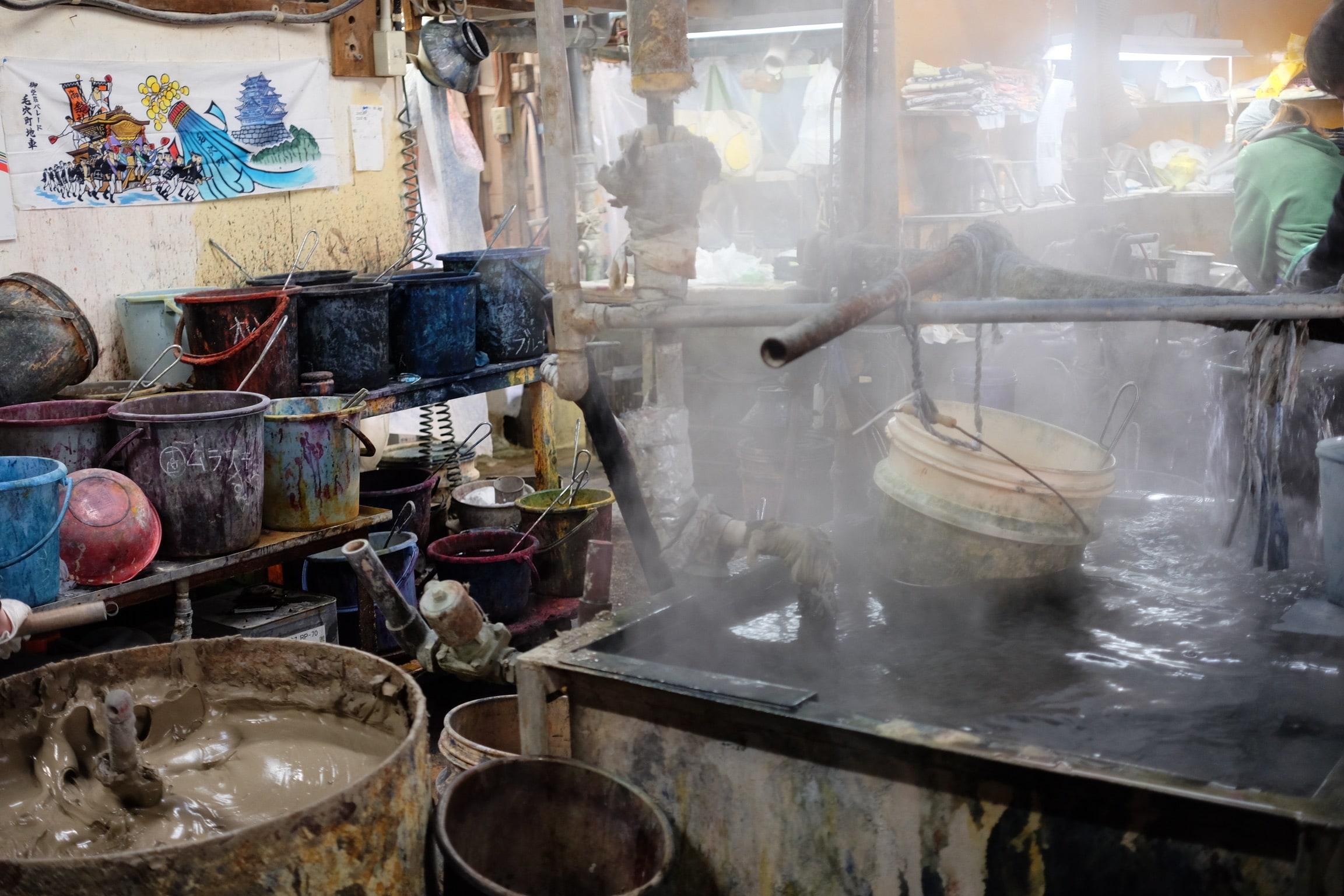 【堺北花田】古代米手ぬぐい、にじゆら工場見学|レポート