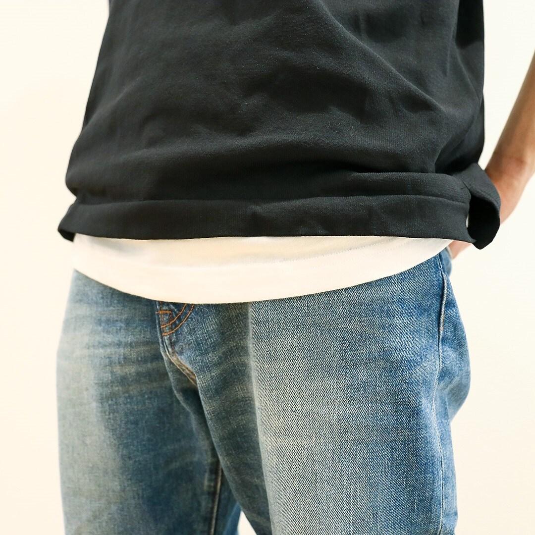 【MUJIキャナルシティ博多】毎日着たい。無印良品の定番Tシャツ990円ー天竺編みー