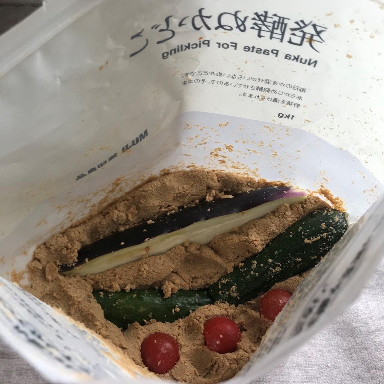 【木の葉モール橋本】発酵ぬかどこでおいしいやさいを!その②
