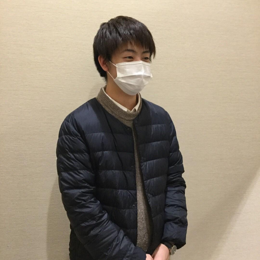 【フェアモール福井】紳士ダウンジャケット