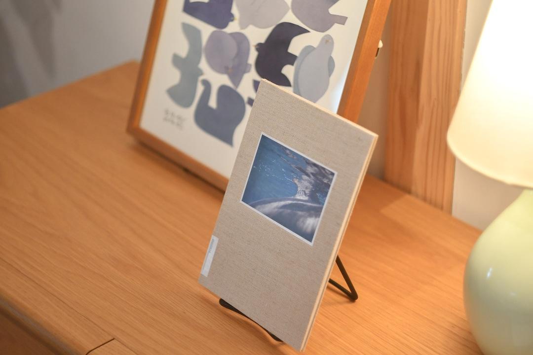 【グランフロント大阪】オリジナル写真集のつくりかた|BON