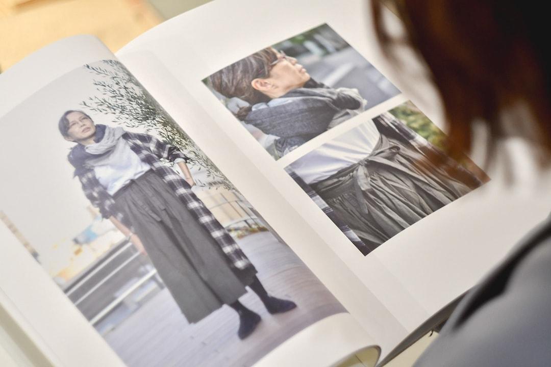 【グランフロント大阪】コーディネートカタログを作ってみた|BON