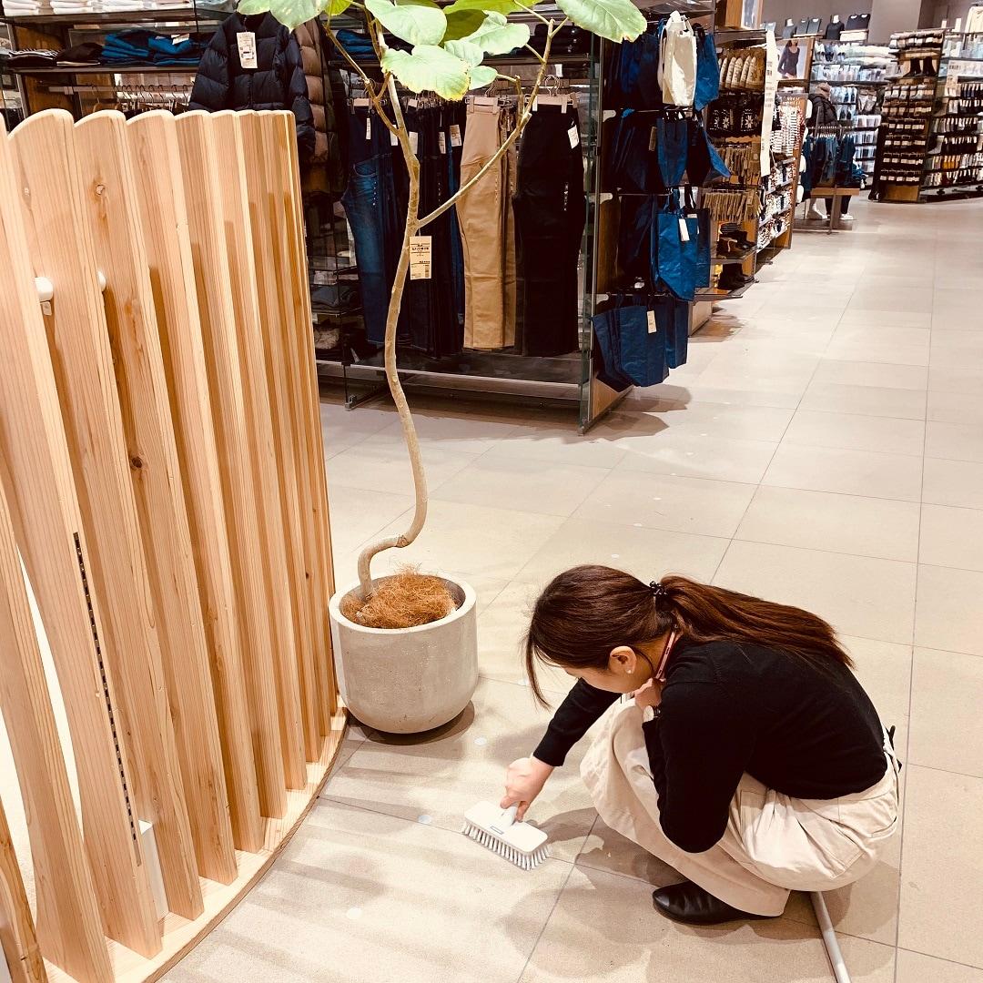 【イオンモール各務原】掃除用品システム|スタッフのおすすめ