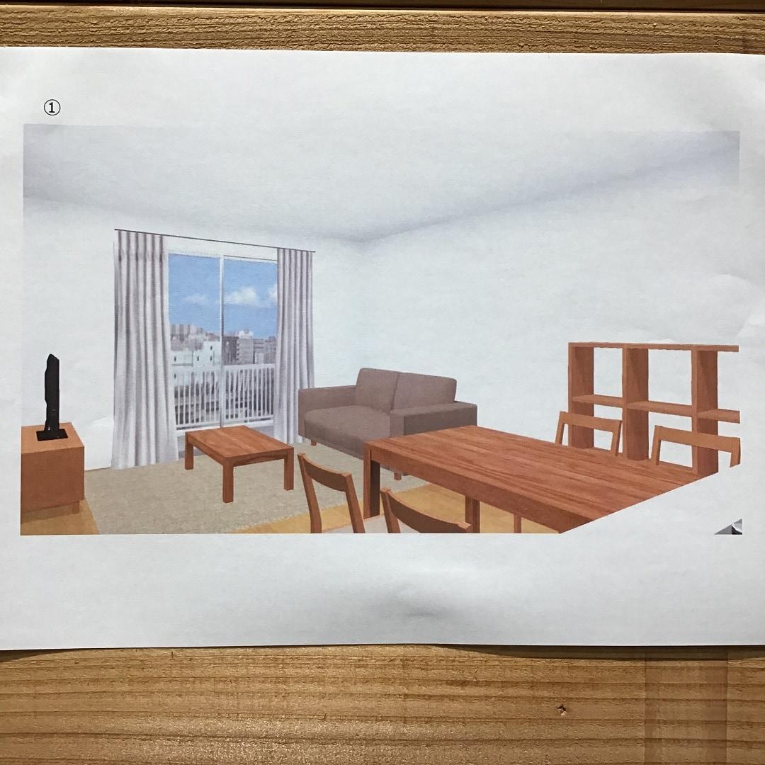 【ゆめタウン山口】一つ目の部屋のし