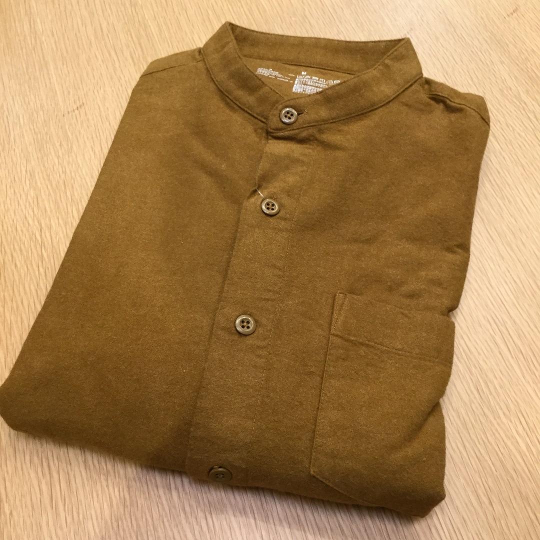 【イオンモールりんくう泉南】フランネルシャツ 価格を見直しました。