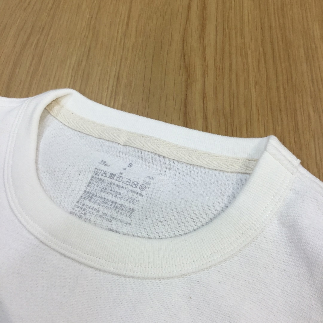 紳士太番手ポケット付き半袖Tシャツ