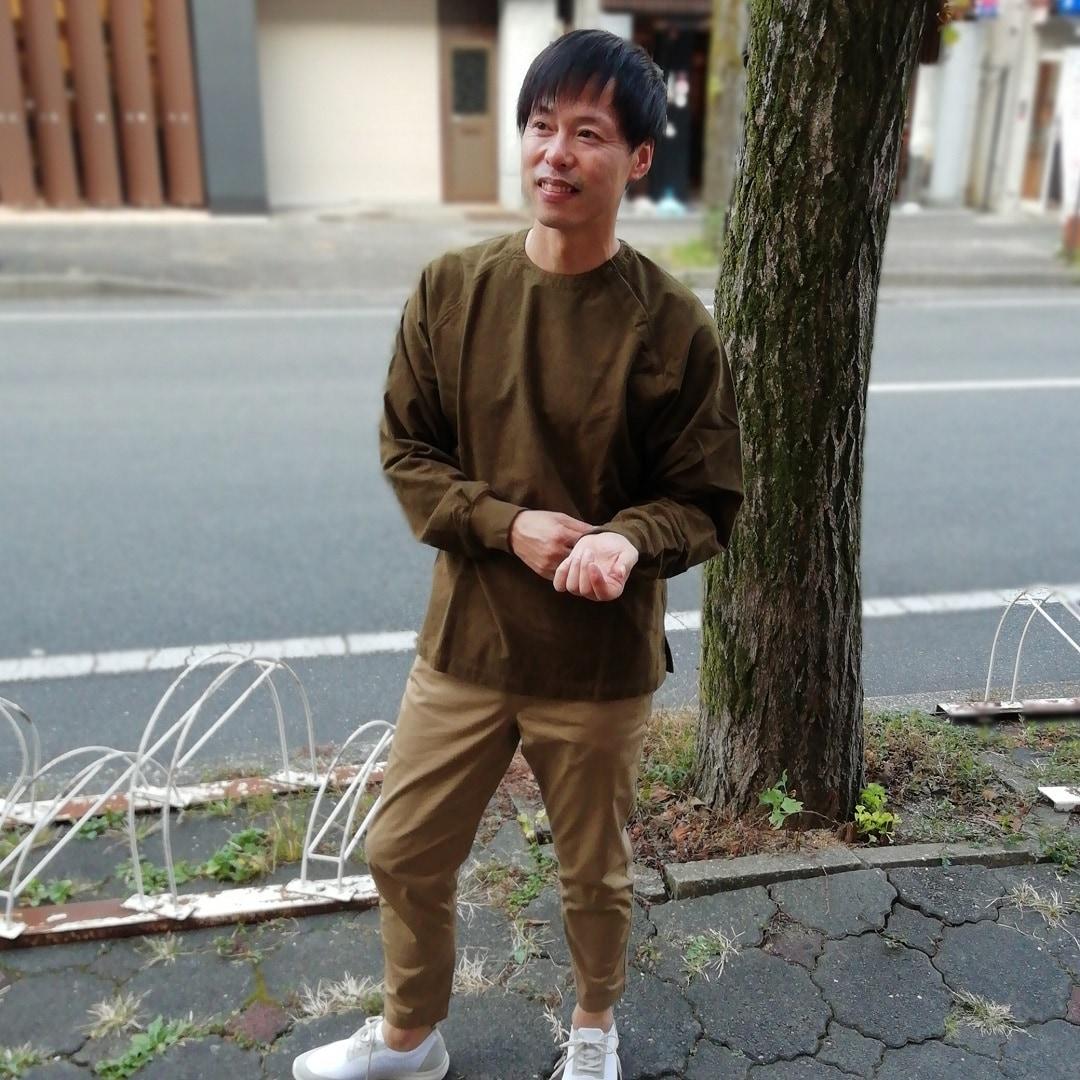 【山口】紳士フランネル