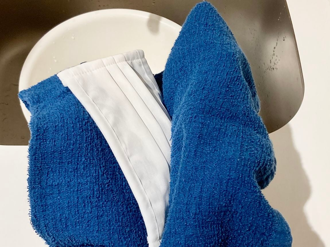 【シエスタハコダテ】さぁ、布マスクを洗おう④