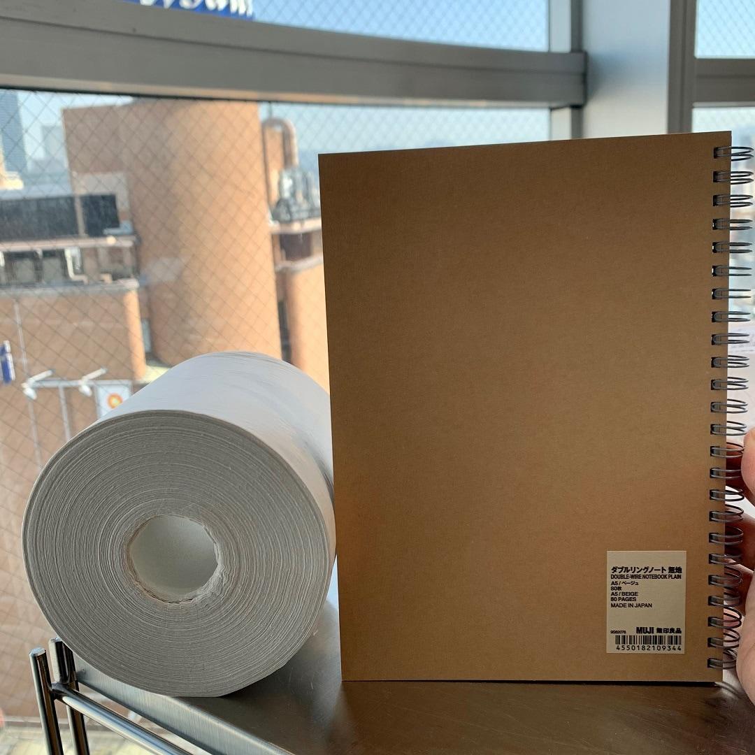 【広島パルコ】トイレットペーパー|新商品