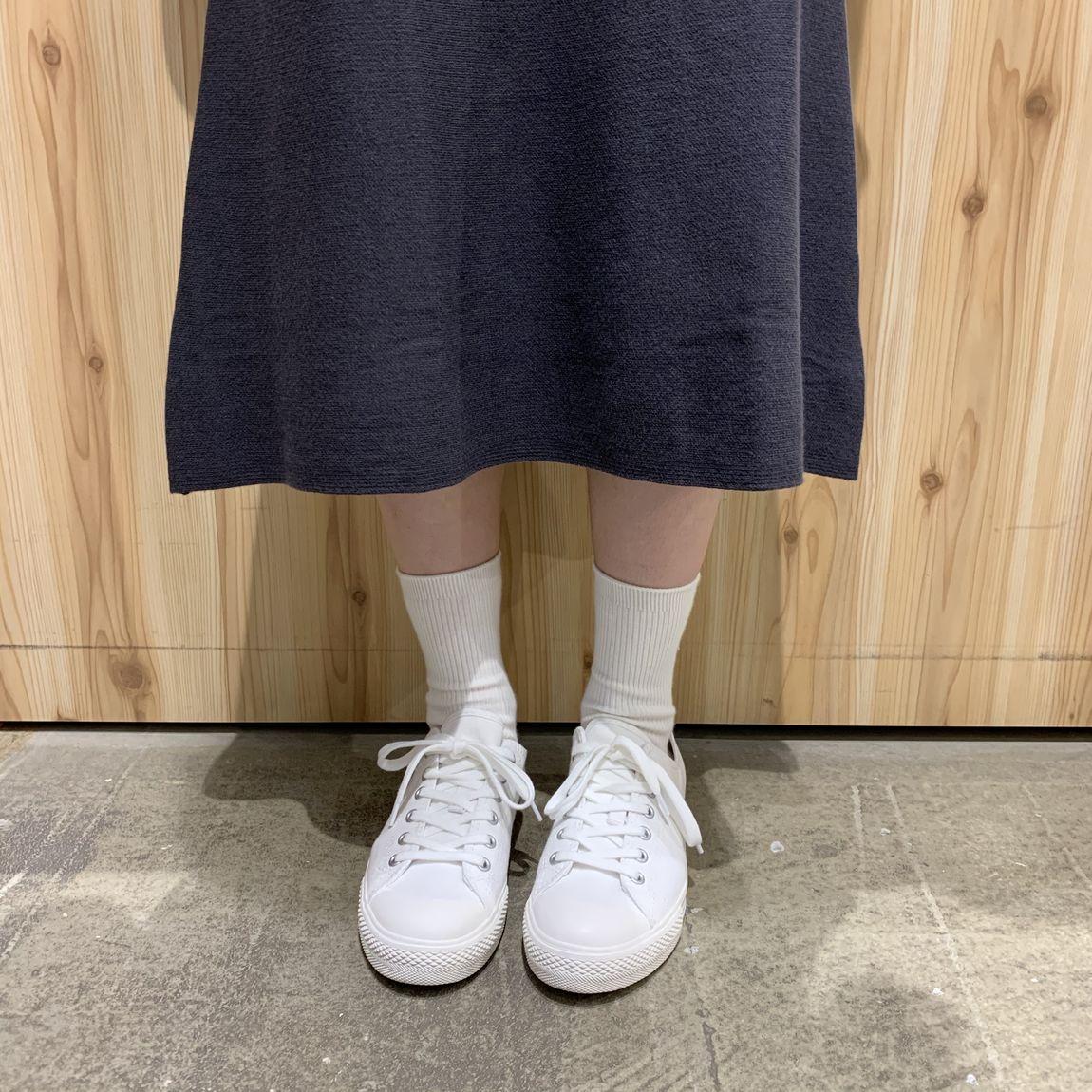 【堺北花田】『疲れにくい 撥水スニーカー』。|スタイリングアドバイザー