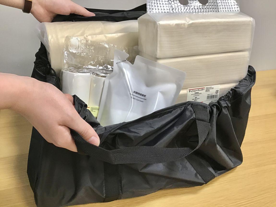 【シエスタハコダテ】マイバッグ、はじめませんか。④
