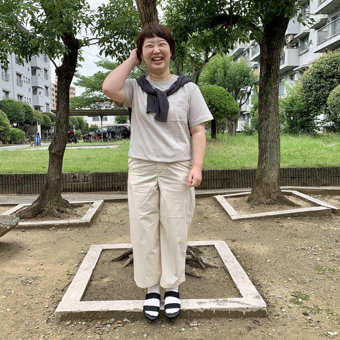 【イオンモール堺北花田】夏だ、Tシャツが着たい。|スタイリングアドバイザー