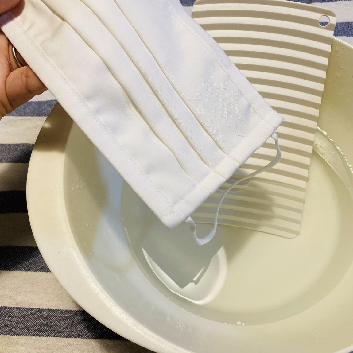 【イオンモールKYOTO】洗濯板も便利です