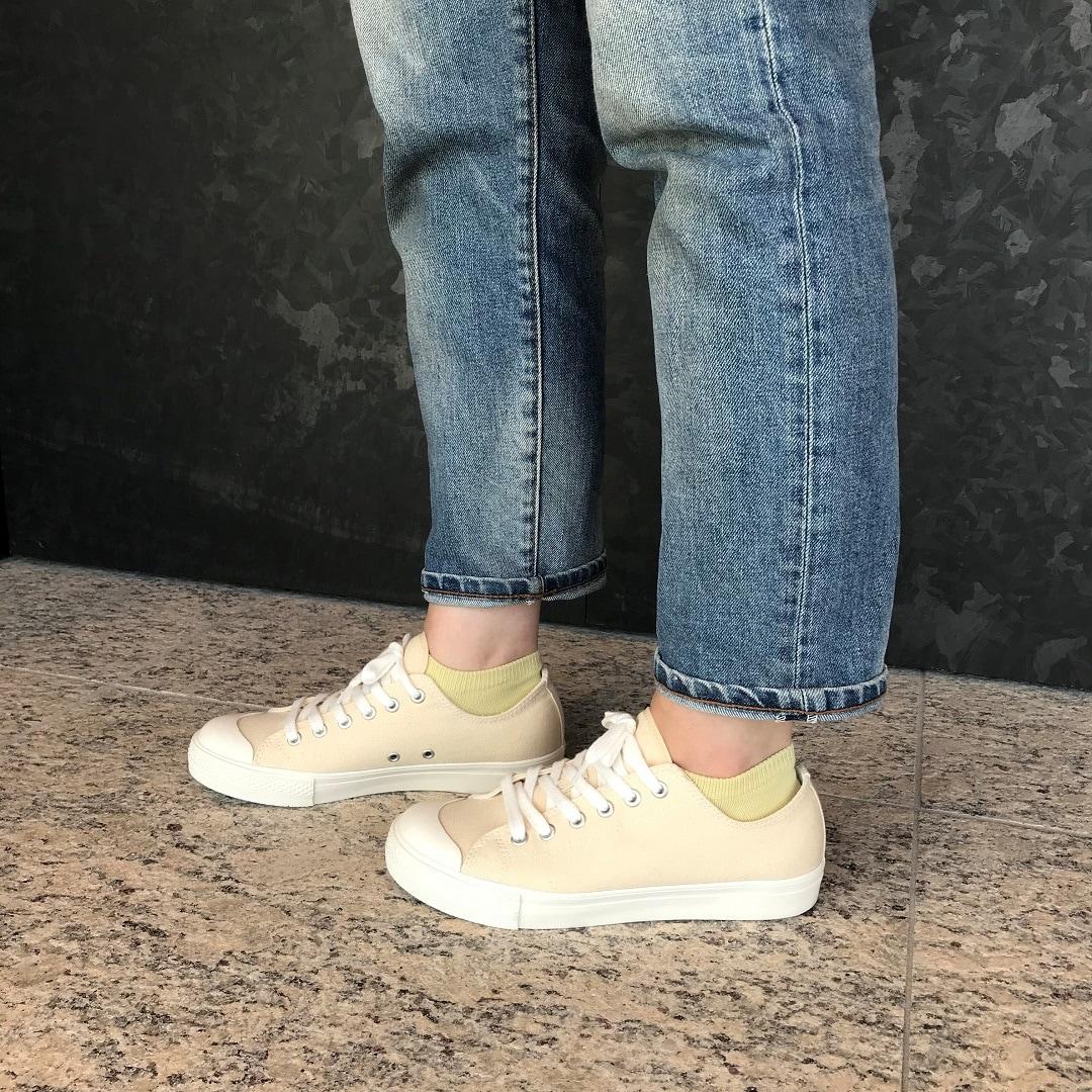 【エスパル郡山】スニーカイン靴下