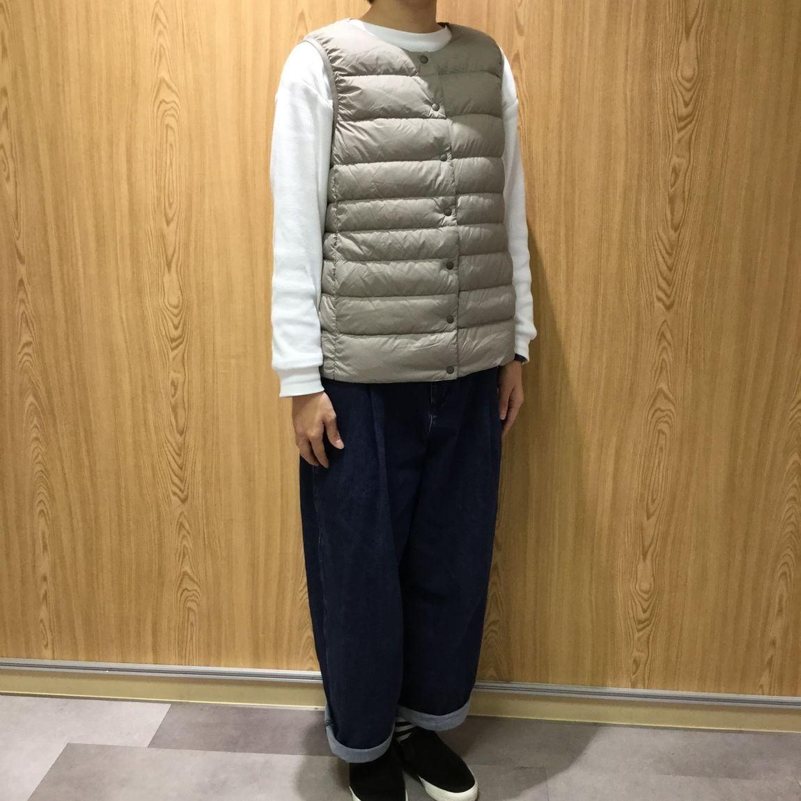 【新さっぽろサンピアザ】ダウン全身