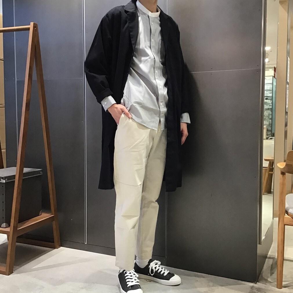 【広島パルコ】アイロンがけのいらないシャツ|スタッフのおすすめ