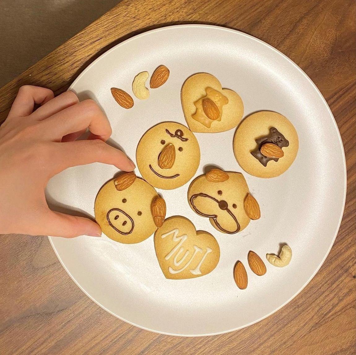 クッキー集合