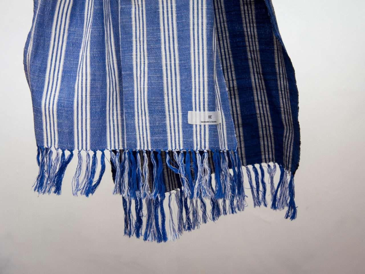 キービジュアル画像:400年の伝統素材「会津木綿」を、現代の暮らしへ