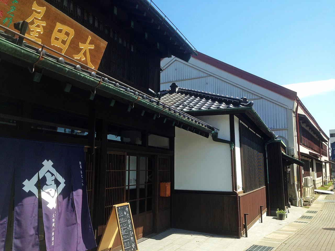 キービジュアル画像:塩竃市で170年続く仙台味噌・醤油醸造の老舗