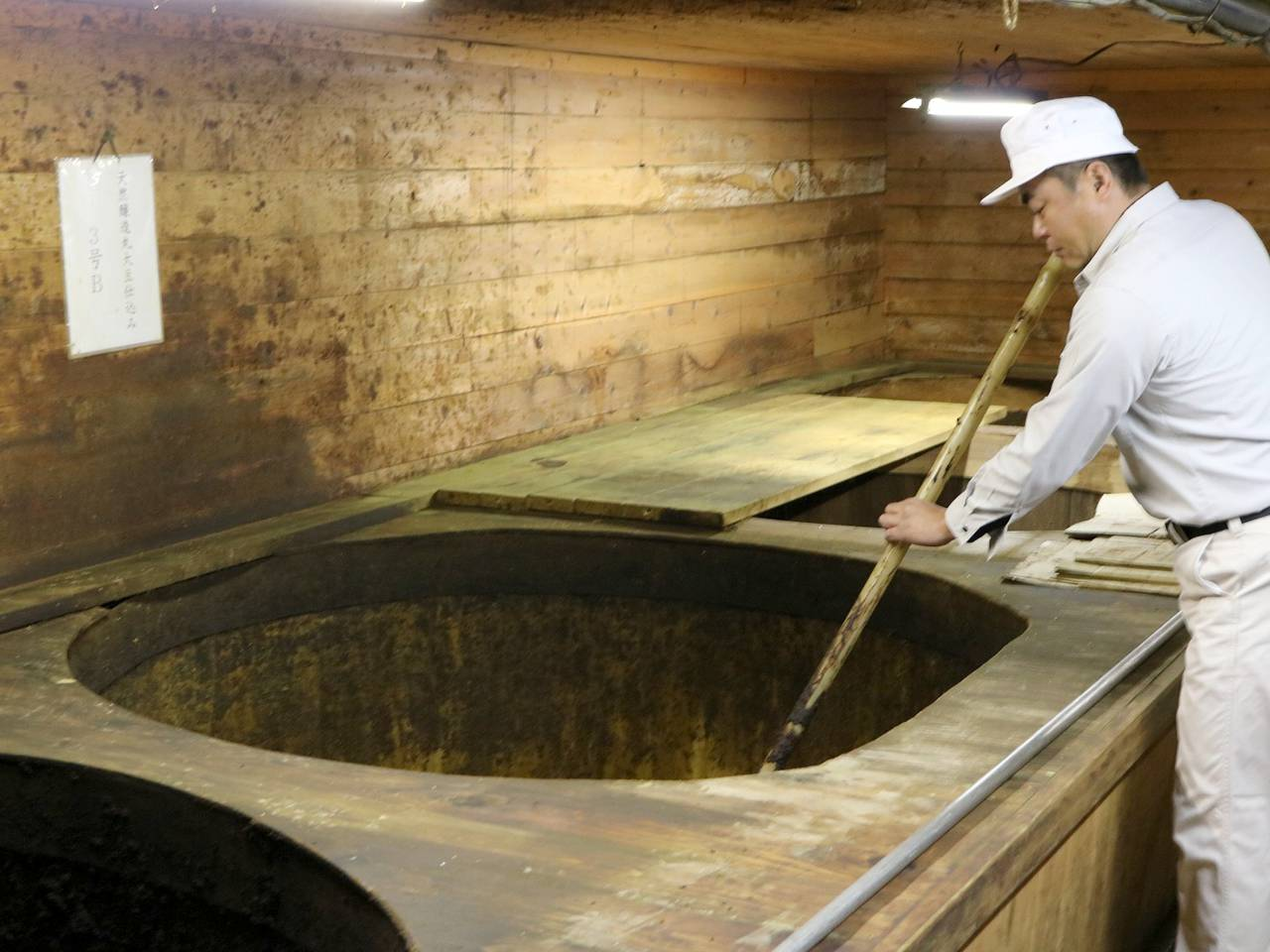 キービジュアル画像:極寒の地で、昔ながらの製法をつなぐ醤油づくり