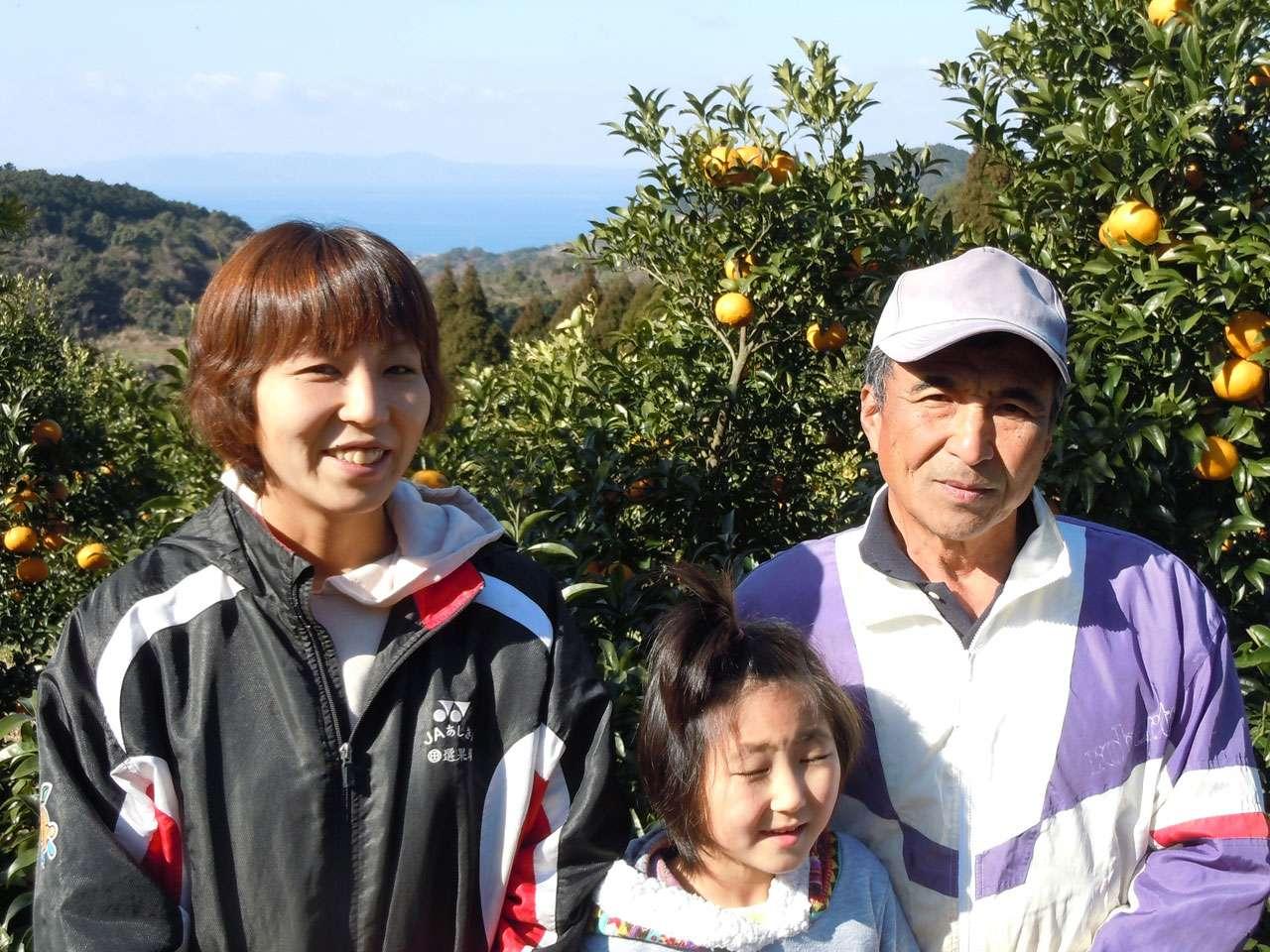 キービジュアル画像:人にも環境にも優しいオーガニック栽培、平松さんちの「木なり甘夏」