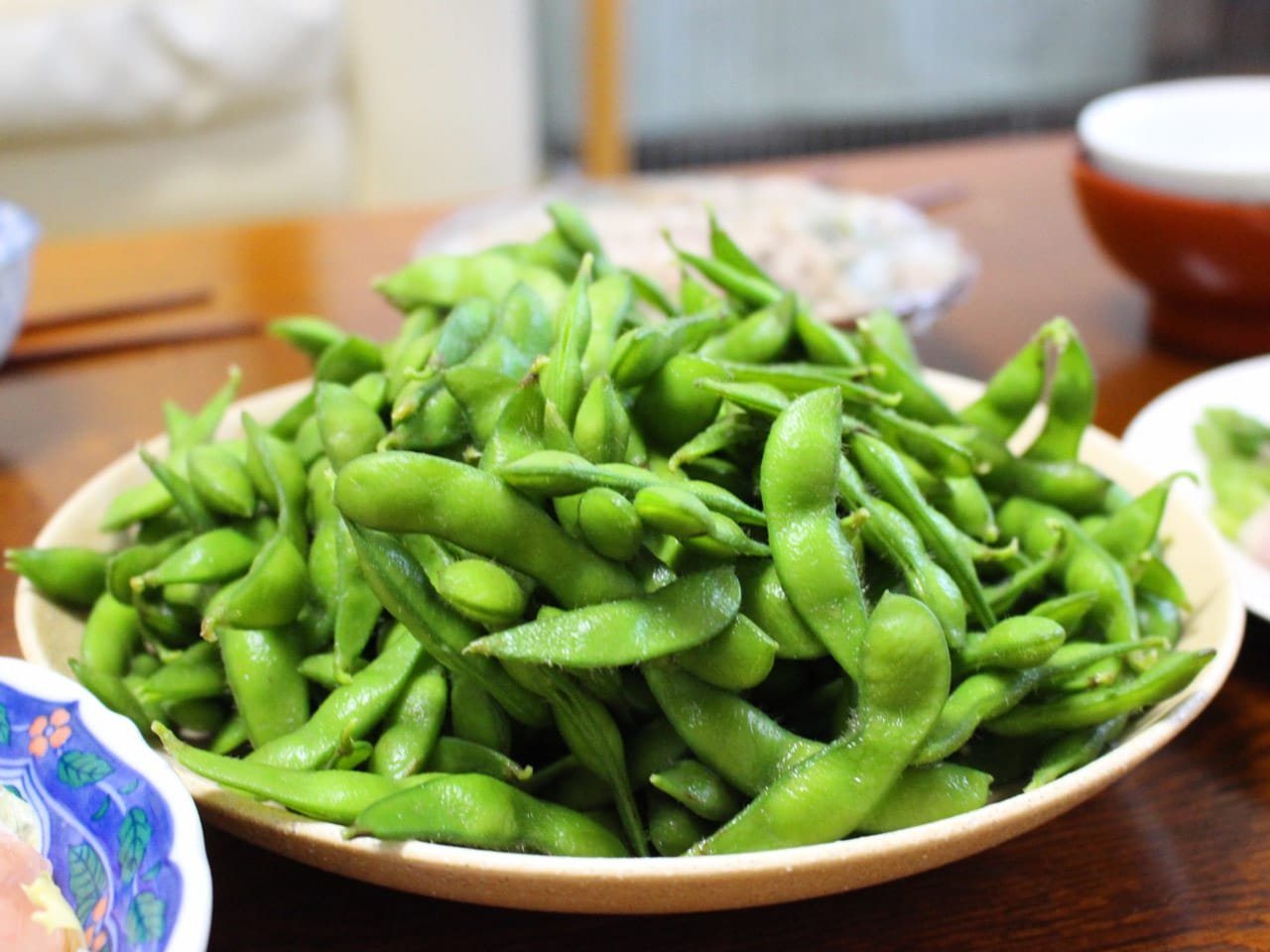 キービジュアル画像:江戸時代から受け継いできた門外不出の特選だだちゃ豆