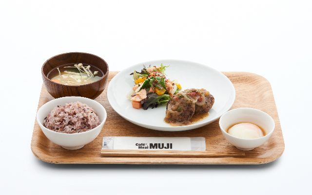 Menu Cafe Meal Muji