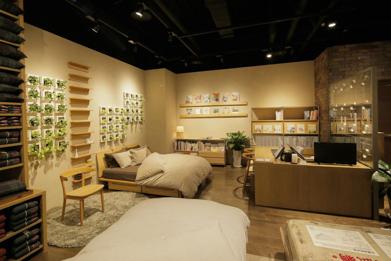 muji flagship store in tainan ����