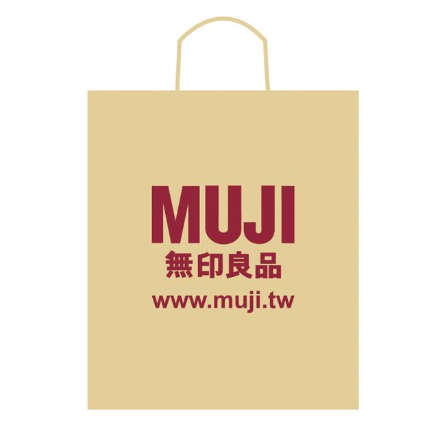 2017年1月19日起至2017年12月31日止,凡使用MUJI無印良品提把紙袋至門市購物並使用包裝商品,仍可於結帳時享有折抵2元優惠。