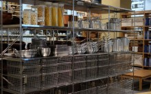 Stainless Steel Storage