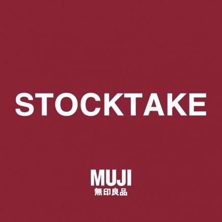 MUJIStocktake