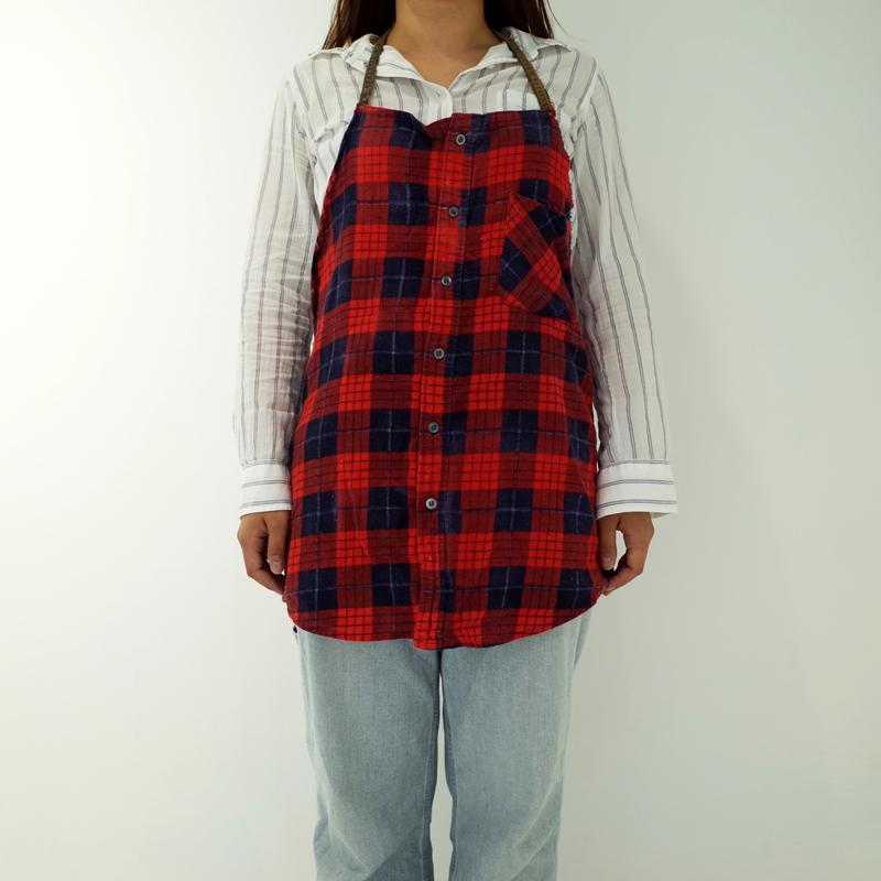 ATELIER MUJI「Handscape展」自分のシャツでエプロンを作ろう。 | イベント予約 | 無印良品