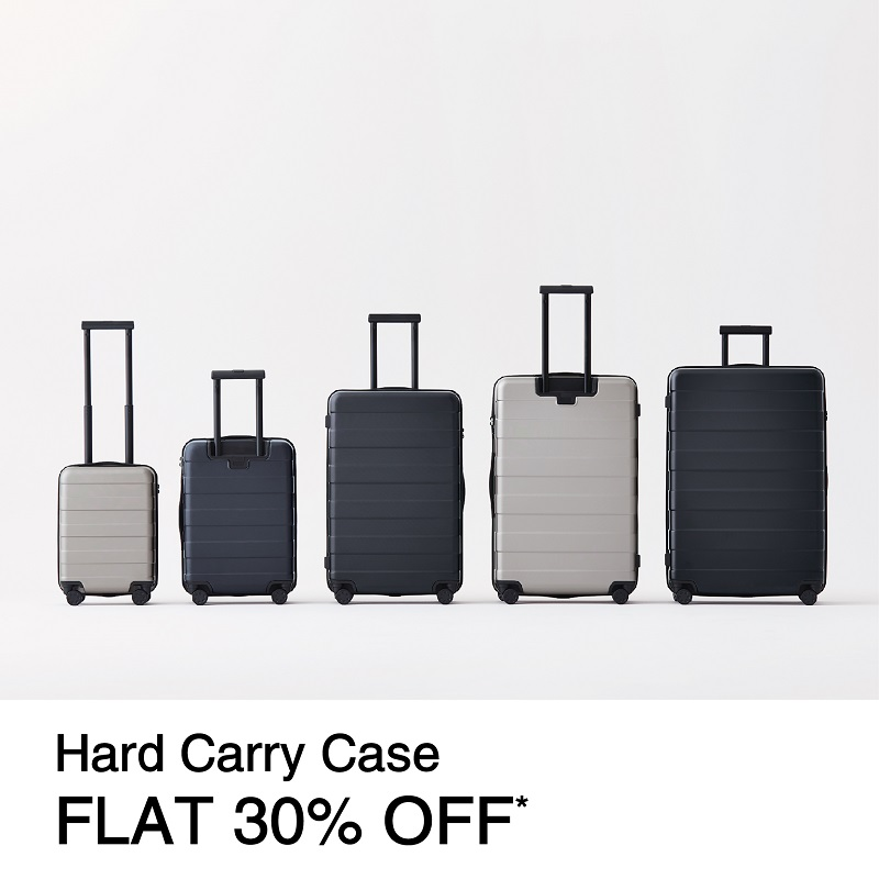 Hard Carry Case FLAT 30% OFF
